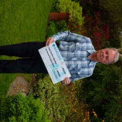 Mr Wollaston and his cheque