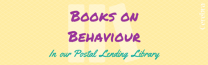 Books on behaviour from our postal lending library header