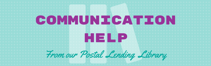 Communication help from our library