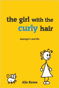 the girl with the curly hair book