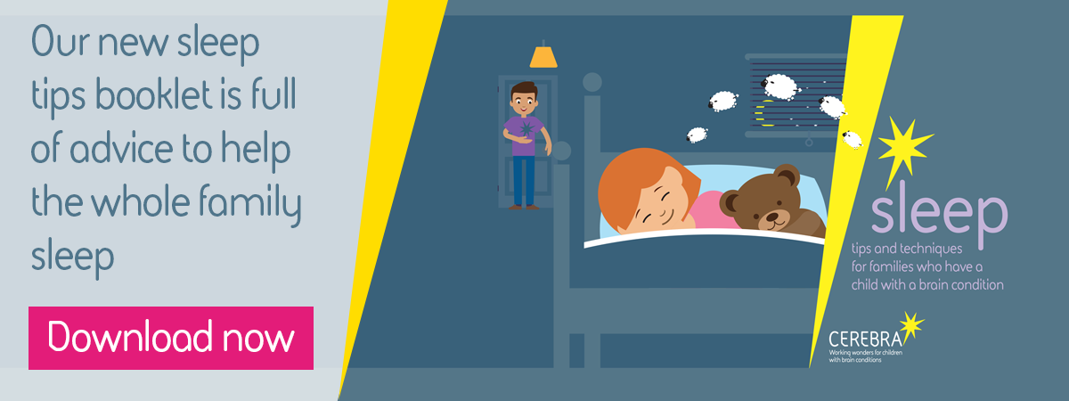 Download our new sleep tips booklet
