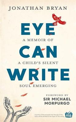 book cover - eye can write