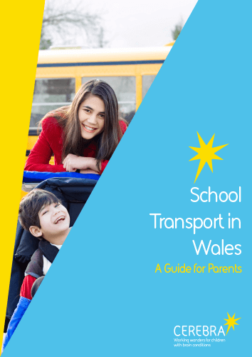 School Transport Wales - Cerebra the charity for children with brain conditions