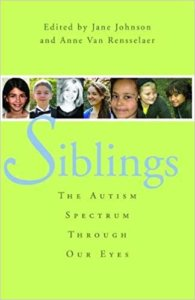 Cover of Siblings AS through our eyes