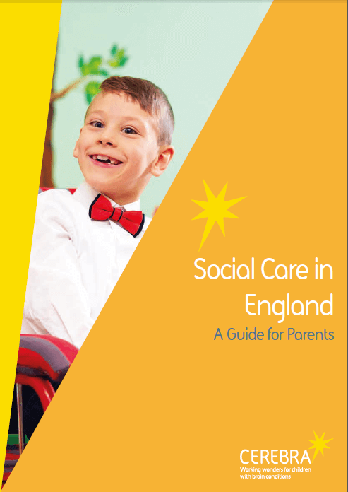 Social Care in England - Cerebra the charity for children with brain conditions