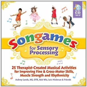 Songames sensory processing