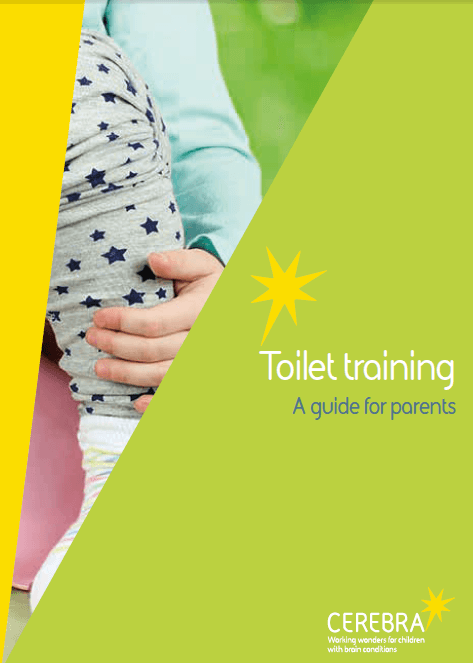 Toilet Training - Cerebra the charity for children with brain conditions.