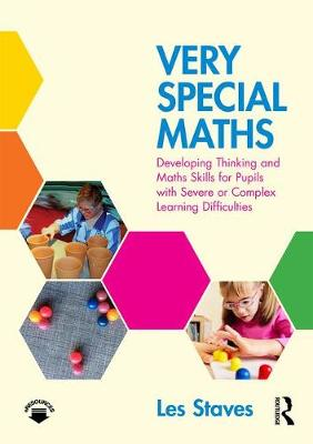 book cover - very special maths