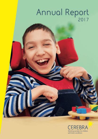 Cerebra Annual Report.