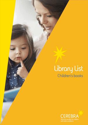 Library List Children's Books - Cerebra the charity for children with brain conditions