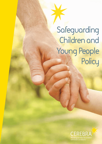Cerebra Safeguarding Policy.