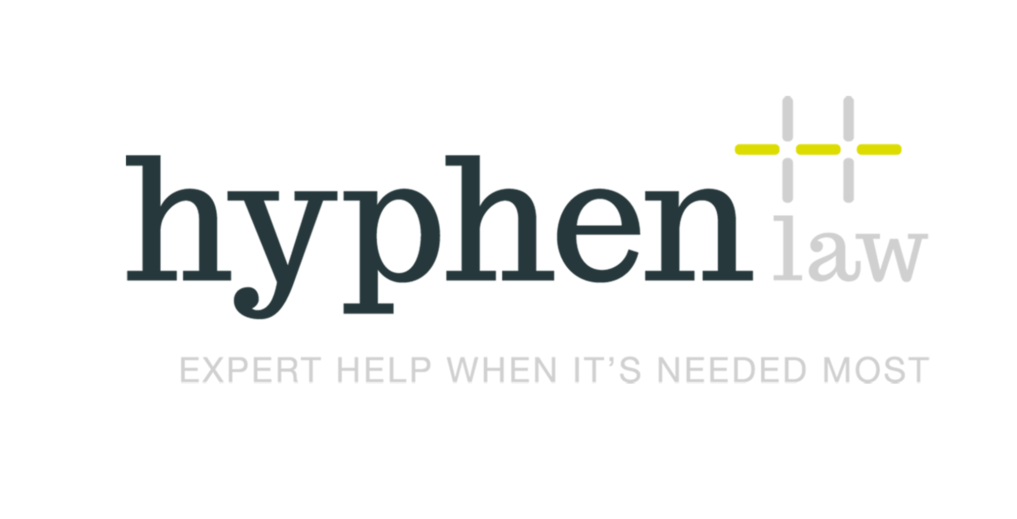 Hyphen Law logo cropped