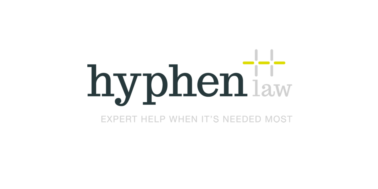Large Hyphen Law logo