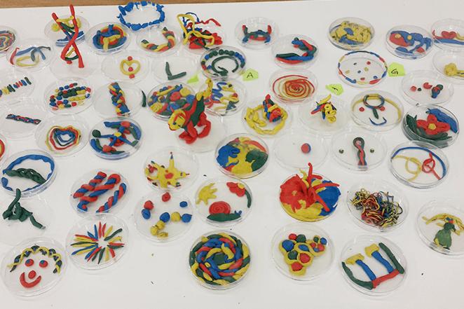 genomic artwork