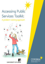 Accessing Public Services Toolkit: A problem solving approach