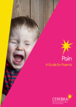 Pain - Guide for Parents - Cerebra the charity for children with brain conditions