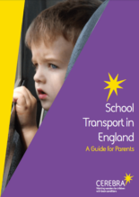 School Transport England - Cerebra the charity for children with brain conditions.