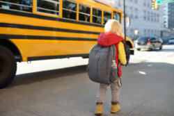 School transport, Cerebra help with families of children with brain conditions.